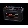 巡航蓄电池58043汽车免维护电池12V80Ah
