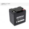 UPS小密蓄电池12V24AH