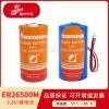 水表流量计电池武汉瀚兴日月ER26500M功率型锂亚电池