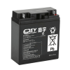 商宇蓄电池6-FM-20(12V20AH)参数及尺寸