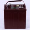 高空作业升降机蓄3-D-210电池 电动升降6V210蓄电池