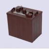 明泰3D-210铅酸蓄电池6V210A电池电瓶 巡逻车电动车电瓶