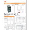奥特多蓄电池OT600-2