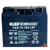 西恩迪蓄电池C&D12-7LBT 12V7AH规格参数